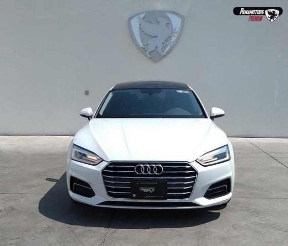 Audi A5 Sportback Blanco 2019