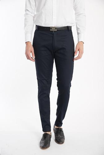Pantalon De Vestir  Chupin Slim Fit Talles S-m-l-xl-xxl-xxxl