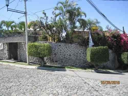 Casa Venta, En Burgos De Cuernavaca. El Paraíso, En Morelos