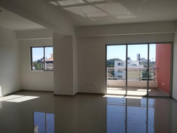 Apartamento En Ensanche Ozama, Nuevo A Estrenar