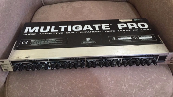 Multi Gate Xr4400 Behringer