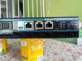Servidor Cisco Wide Area Virtualization Engine 694 + Hd Sas