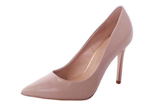 Sapato Scarpin Feminino Onça Animal Print Tendencia Onça Pre