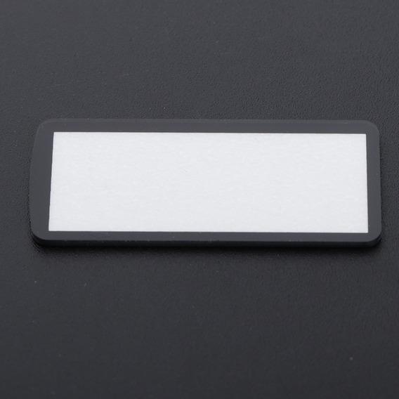 Tela Lcd Externa Pequena Para Filme Protetor D750