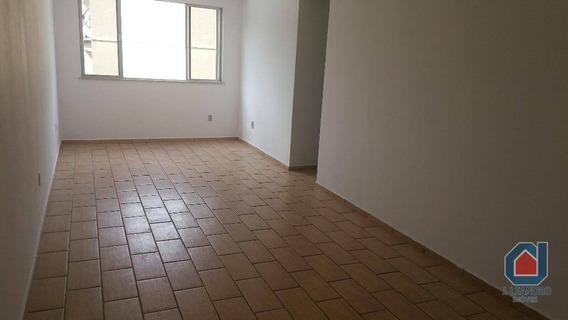 Apartamento Residencial Para Locação, Tanque, Rio De Janeiro. - Ap0246