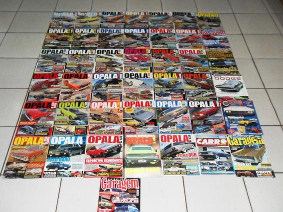 Kit 33 Revistas Opala & Cia + 10 Outras Mistas