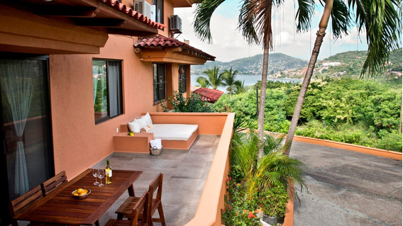 Relajante Y Romántico Departamento Cerca De La Playa.