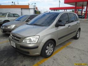 Hyundai Getz Gl A/a - Sincronico