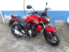 Moto Yamaha Fz 160