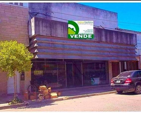 Venta Imperdible Local Centrico Con Edificación En Lobos Ideal Desarrollo