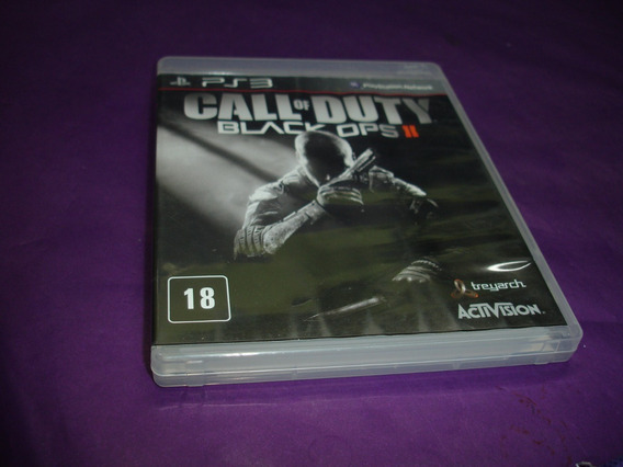 Call Of Duty Black Ops 2 Ps3 Midia Fisica