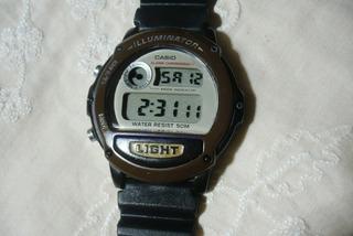 Reloj Casio Digital Retro W-89m