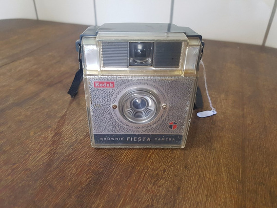 Câmera Máquina Fotográfica Kodak Fiesta