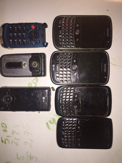 Blackberry 8520 Bold 6 Bold 1 Para Repuesto