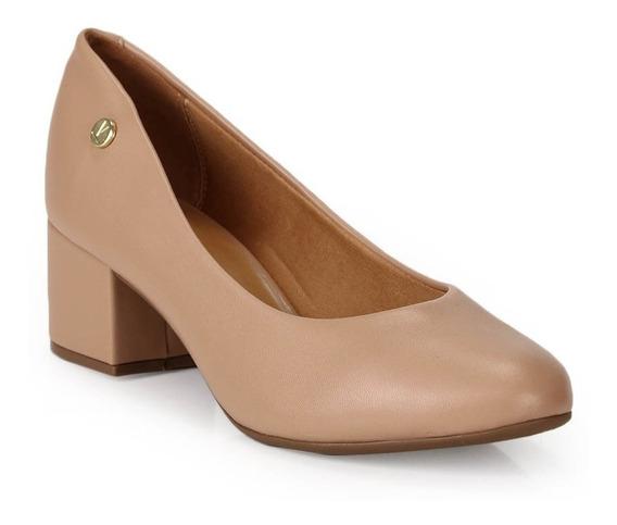 Sapato Salto Grosso Vizzano