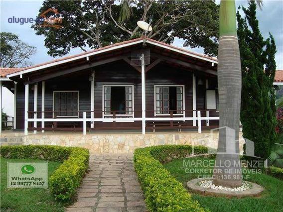 Vende-se: Um Excelente Casarão Estilo Colonial Localização Magnifica. Centro - Paraisópolis/mg - Ca1463