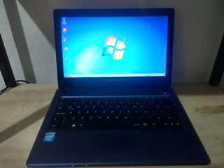 Notebook Positivo Bgh Ideal Zoom Chat Office 500gb Windows7
