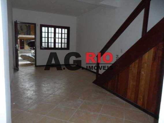 Casa Em Condomínio-à Venda-jardim Sulacap-rio De Janeiro - Frcn20020