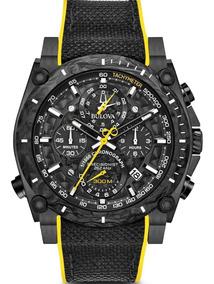 Relógio Bulova 98b312 Novo Precisionist Black Lançamento