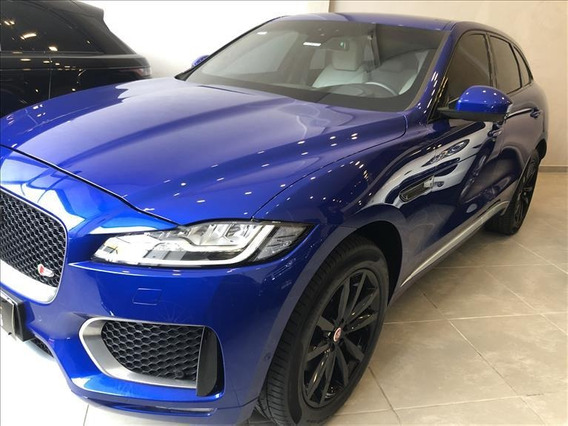 Jaguar F-pace 3.0 V6 Supercharged First Edition Awd