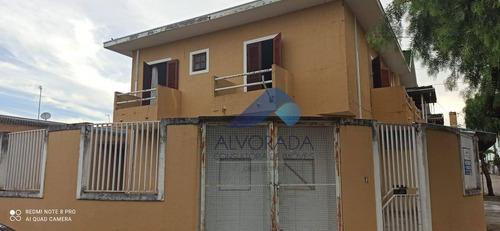 Sobrado Com 3 Dormitórios À Venda, 86 M² Por R$ 260.000,00 - Vila Das Flores - São José Dos Campos/sp - So2060