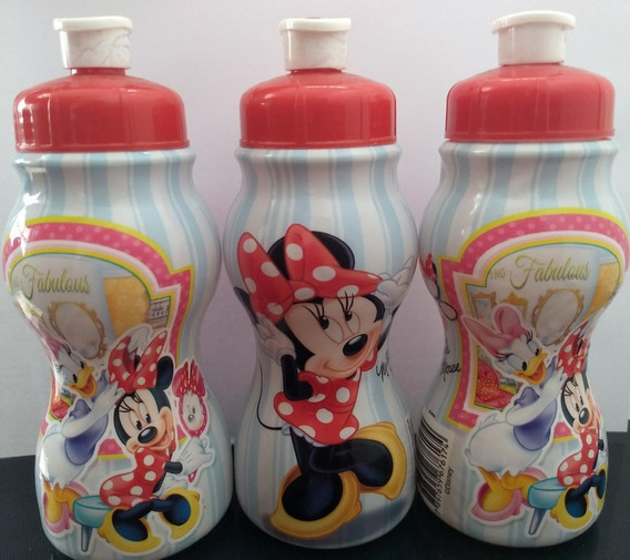 Squeeze Minnie Mouse 250 Ml (19unidades)