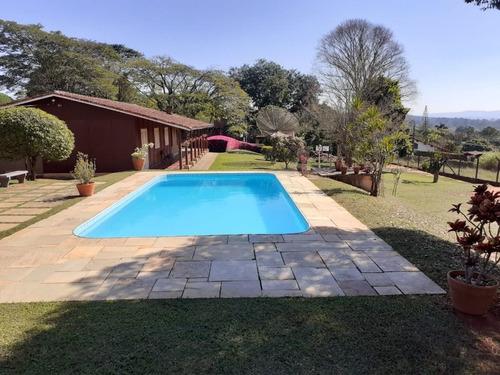 Imagem 1 de 12 de Casa Residencial À Venda, Rio Abaixo, Atibaia. - Ca2951