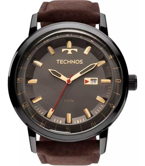 Relógio Technos Masculino Classic Golf 2115laq/2c