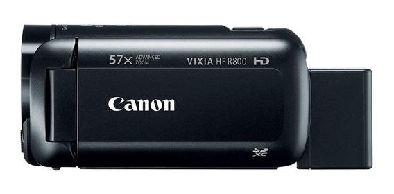 Filmadora Canon Vixia Hf R800 Nova - Leia O Anúncio