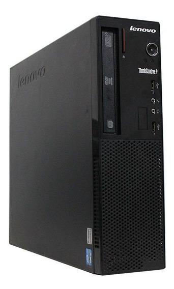 Computador Desktop Thinkcentre Lenovo Edge 71 I5 4gb 240ssd