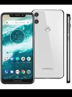 Smartphone Motorola One Xt1941 64gb Android 8.1