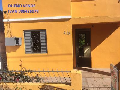 Inversionista, Oportun Casa Y Gran Terreno A Metros D Brasil
