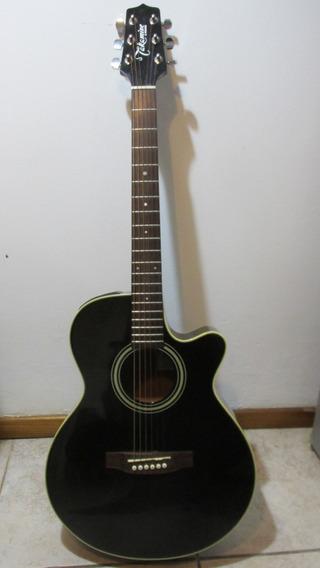 Guitarra Electroacústica Takamine Eg260c Bk