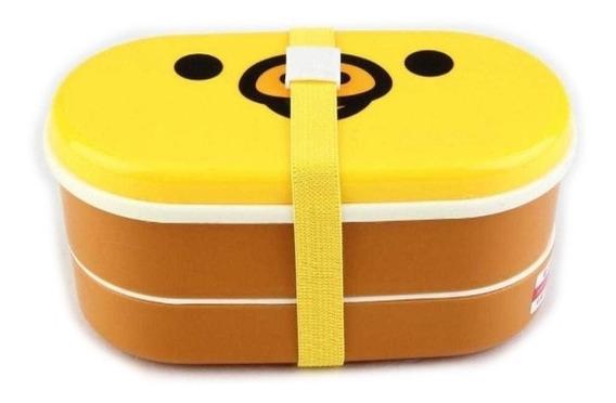 Bento Box Rilakkuma - Envio Gratis Comida Japon, Sushi Lunch