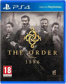 The Order 1886 Ps4 - Tdlv