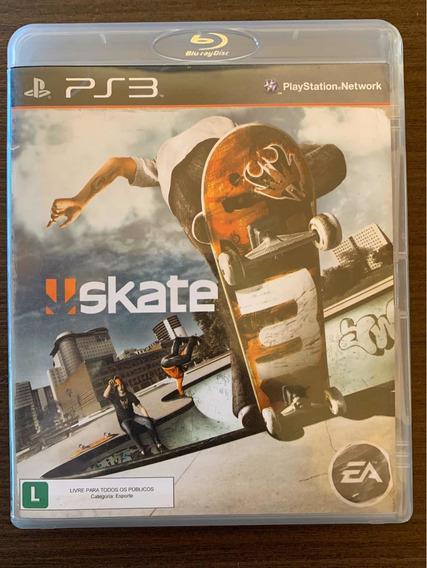 Jogo Skate 3 -playstation 3 (mídia Física)