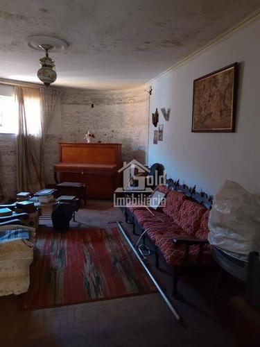 Casa Para Alugar, 202 M² Por R$ 1.800/mês - Jardim Sumaré - Ribeirão Preto/sp - Ca1201