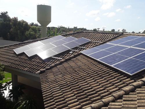 Energia Solar Fotovoltaica, Elétrica, Insumos E Serviços.