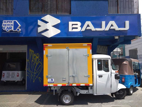 Motocarro Bajaj Carga Modelo 2020