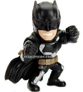 Batman Figura Metals 6.5 Cm Die Cast Justice League Jada