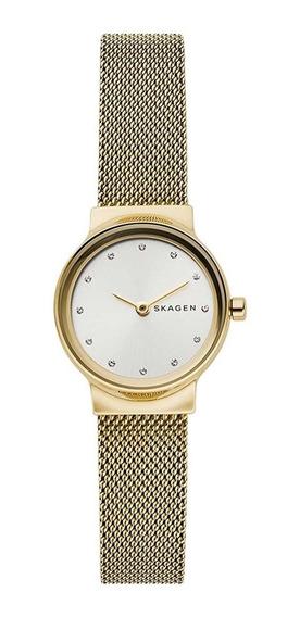 Relógio Skagen Feminino Slim Analógico Skw2717/1dn