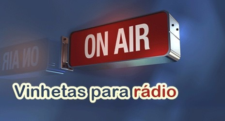 Vinhetas Rádio - 25 Vinhetas Jovens/dinâmicas