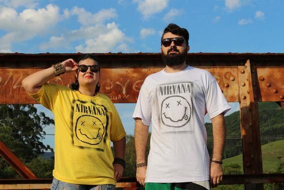 Camisetas Com Stencil E Tiedye (pronta E Por Encomenda)
