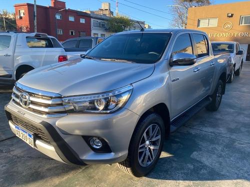 Toyota Hilux Srx 4x2 Automatica 2018