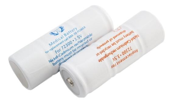 Reposição Bateria Welch Allyn 72300 Para Otoscópio 3.5v Nicd