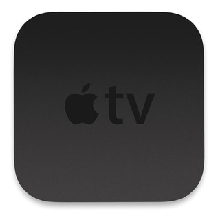 Streaming media player Apple TV 4th Generation A1625 de voz 32GB negro con memoria RAM de 2GB