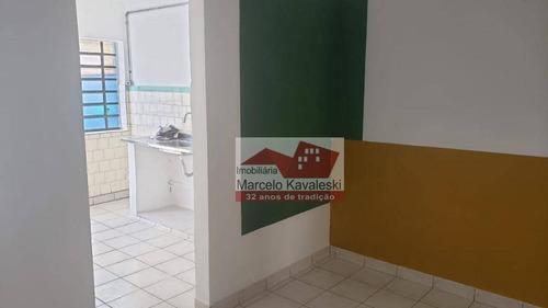Sobrado Com 2 Dormitórios Para Alugar, 100 M² Por R$ 2.300,00/mês - Ipiranga - São Paulo/sp - So3301