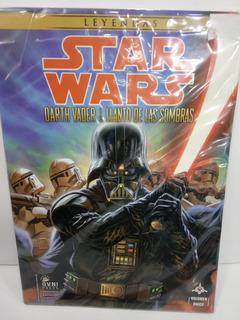 Star Wars Darth Vader Y El Llanto De Las Sombras Español 30