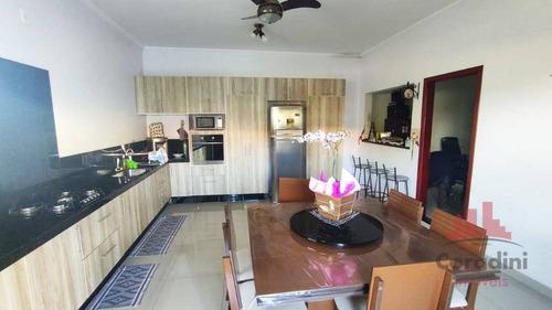 Imagem 1 de 13 de Casa À Venda, 121 M² Por R$ 410.000,00 - Parque Das Nações - Americana/sp - Ca2605