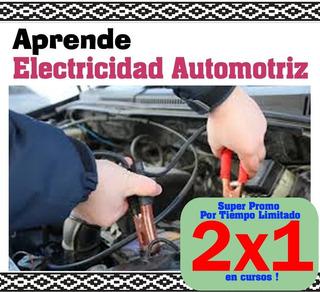 Curso De Electricidad Del Automovil Desde Cero + Envio Ya !!